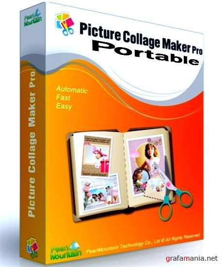Picture Collage Maker Pro 3.3.9 Rus Portable by Invictus