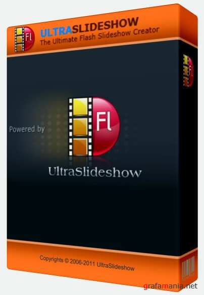 Ultraslideshow Flash Creator Professional 1.58