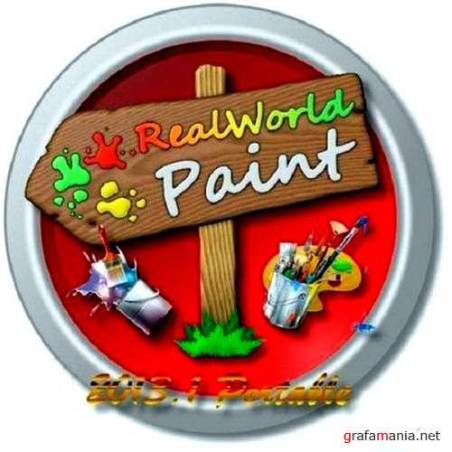 RealWorld Paint 2013.1 Rus + Portable by Invictus