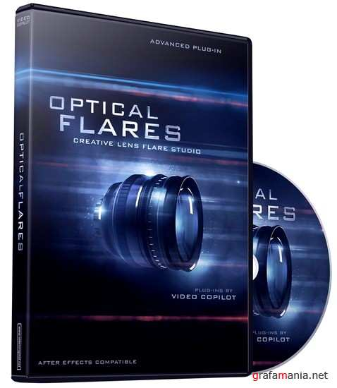 Video Copilot: Optical Flares 1.3.3 (2013/ENG) + Pro Presets 1,2 (x32/x64bit)