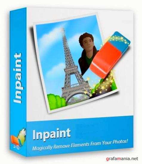 Teorex Inpaint 5.1 RePack by elchupacabra+Portable by Turok