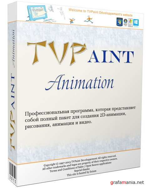 TVPaint Animation 10 Professional v 10.0.16 Final