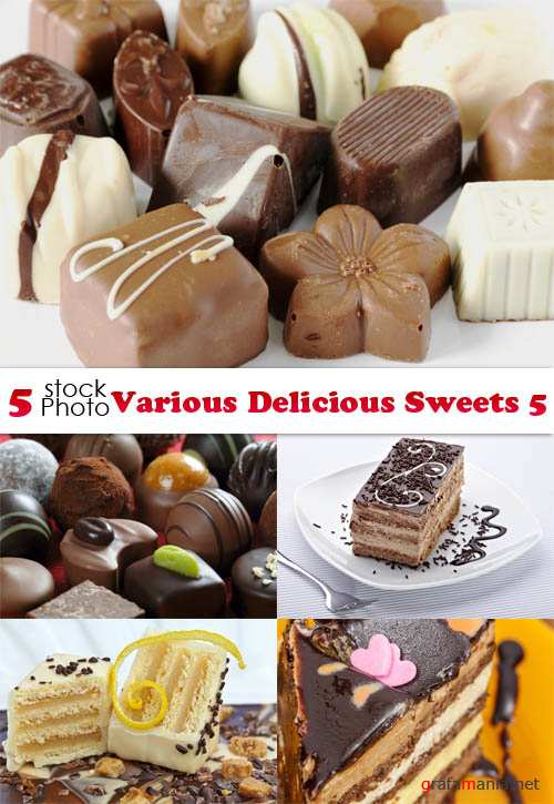 Photos - Various Delicious Sweets 5