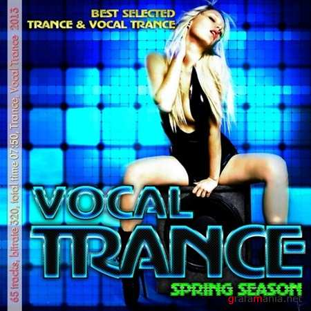 Vocal Trance Spring Season (2013)
