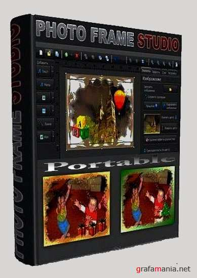 Mojosoft Photo Frame Studio v2.88 + Portable by speedzodiac