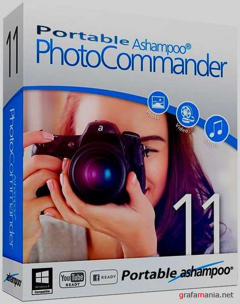 Ashampoo Photo Commander 11.0.2 Rus Portable by Invictus