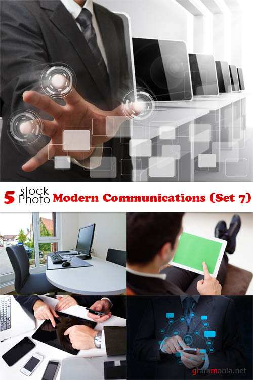 Photos - Modern Communications (Set 7)