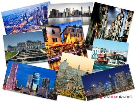 45 Unbelievable Cityscapes HD Wallpapers Set 86