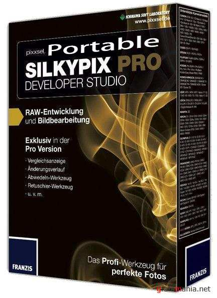 SILKYPIX Developer Studio Pro 5.0.43.0 Final Rus Portable by Invictus