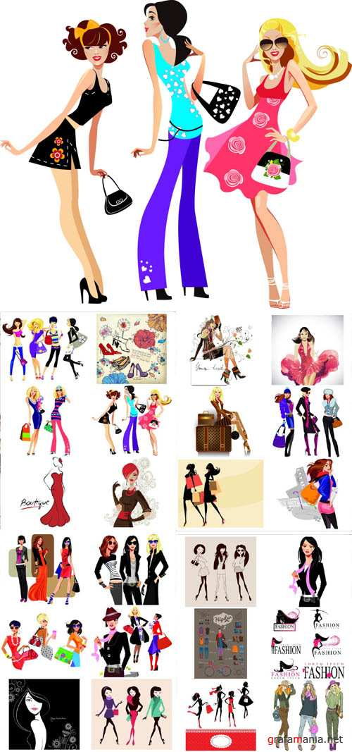 Vector - Women's Fashion