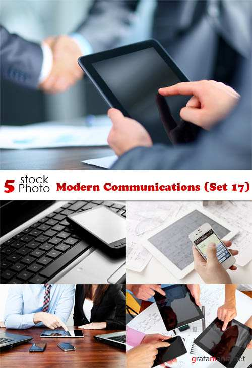Photos - Modern Communications (Set 17)