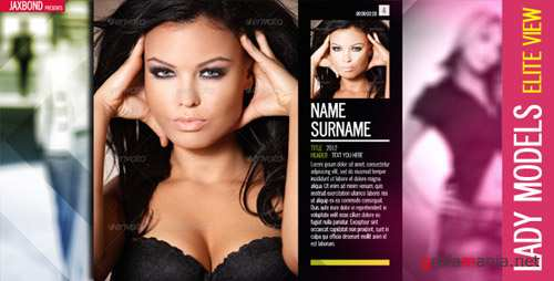 Lady Models - Project for After Effects (Videohive)