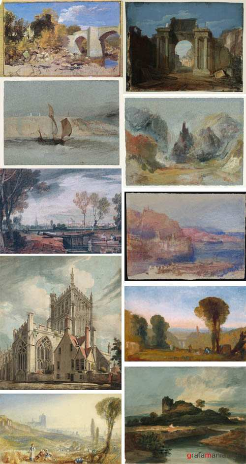 Artworks by Joseph Mallord William Turner