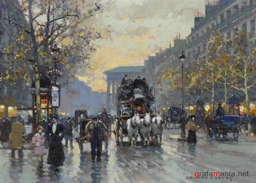 Artworks by Edouard Leon Cortes (1882-1969)