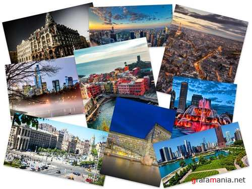 75 Unbelievable Cityscapes HD Wallpapers Set 108