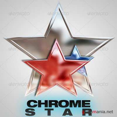 GraphicRiver - Chrome Star