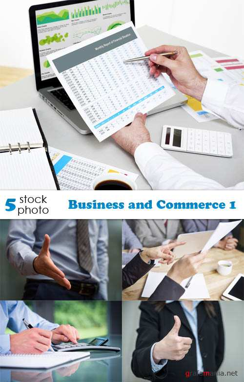 Photos - Business and Commerce 1