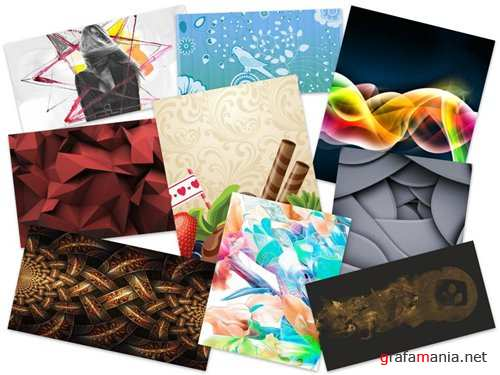 150 Beautiful Abstract HD Wallpapers (Set 4)