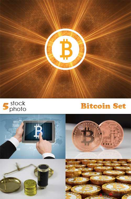 Photos - Bitcoin Set