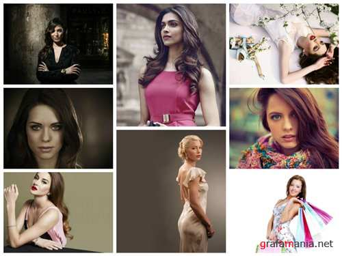 Beautiful Girls Wallpapers Mix 81