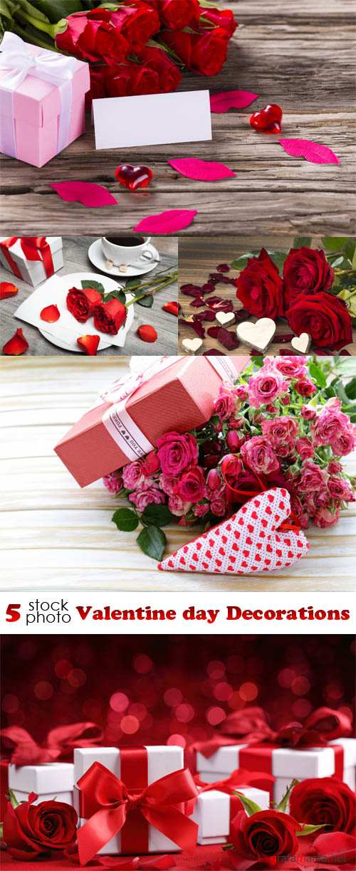 Photos - Valentine day Decorations