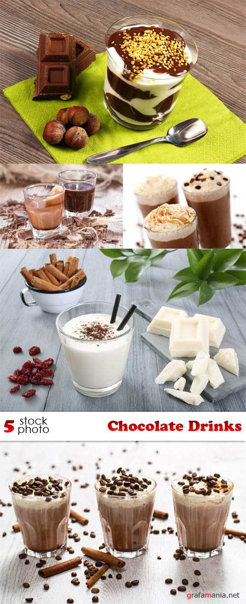 Photos - Chocolate Drinks