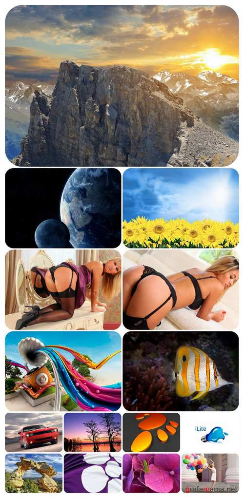Beautiful Mixed Wallpapers Pack 313
