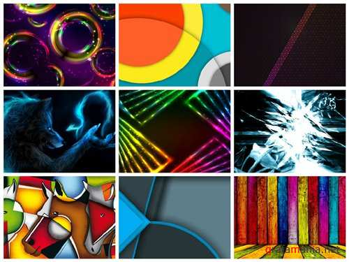 150 Beautiful Abstract HD Wallpapers (Set 14)