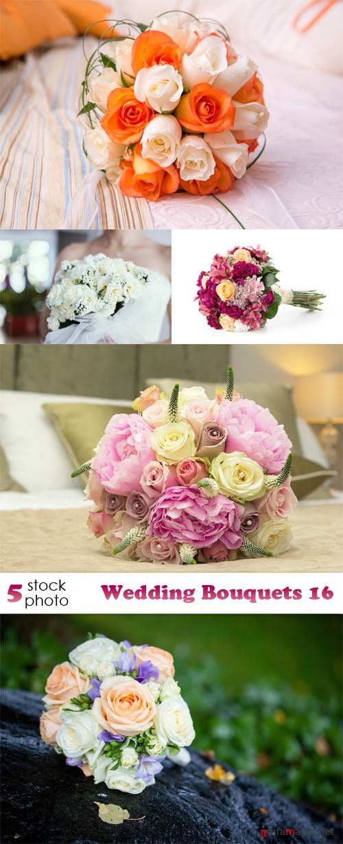 Photos - Wedding Bouquets 16