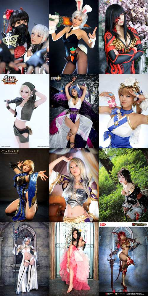 Korean Sexy Cosplay