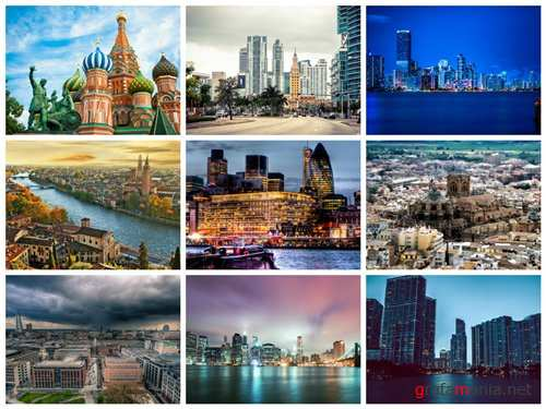 150 Amazing Cityscapes HD Wallpapers (Set 28)