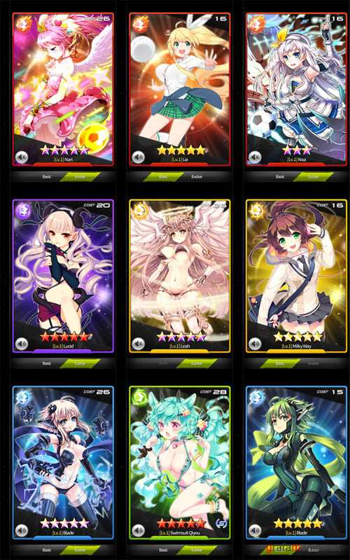 Soccer Spirits Collection