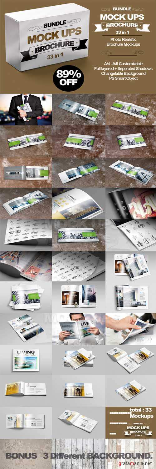 BROCHURE BUNDLE 33 IN 1 - 289738