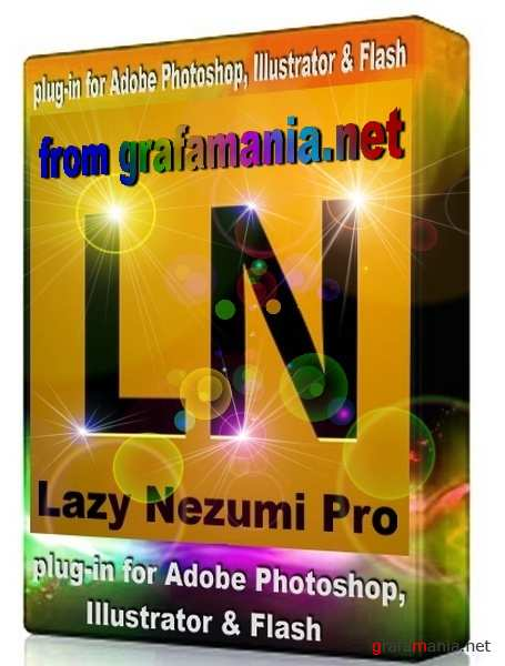 Lazy Nezumi Pro 15.8.4.1622 (x86) plugin for Adobe Photoshop