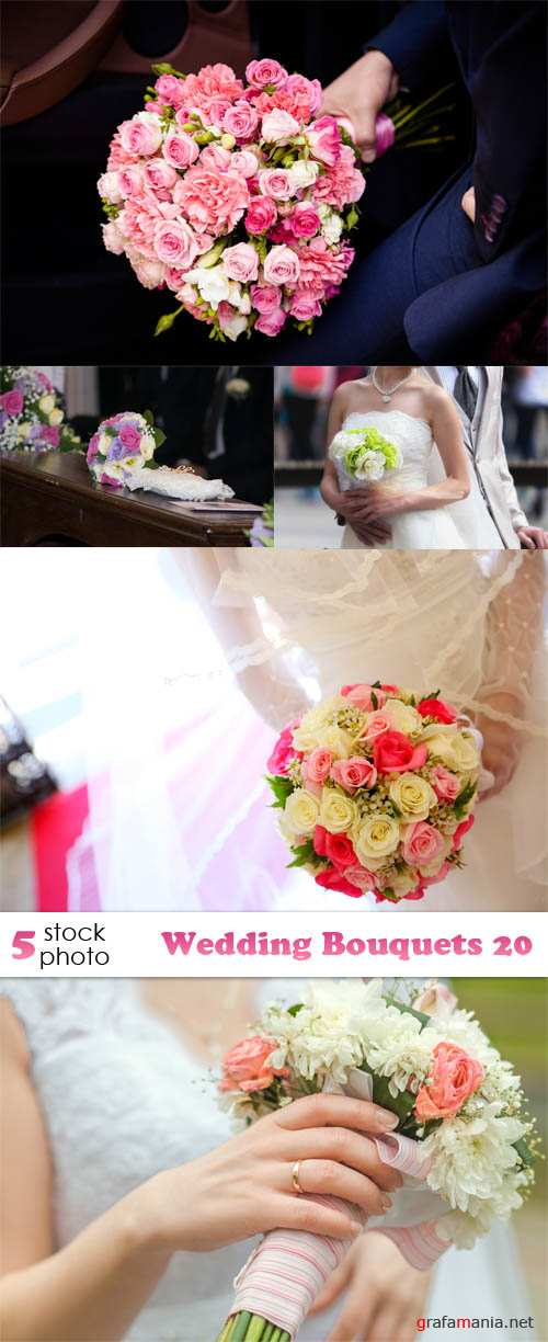 Photos - Wedding Bouquets 20