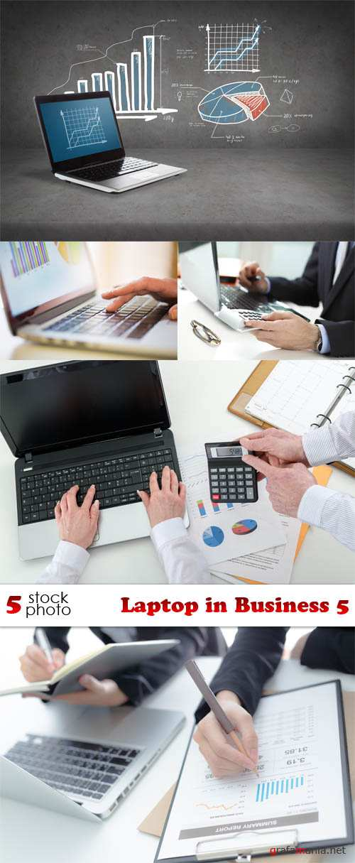 Photos - Laptop in Business 5