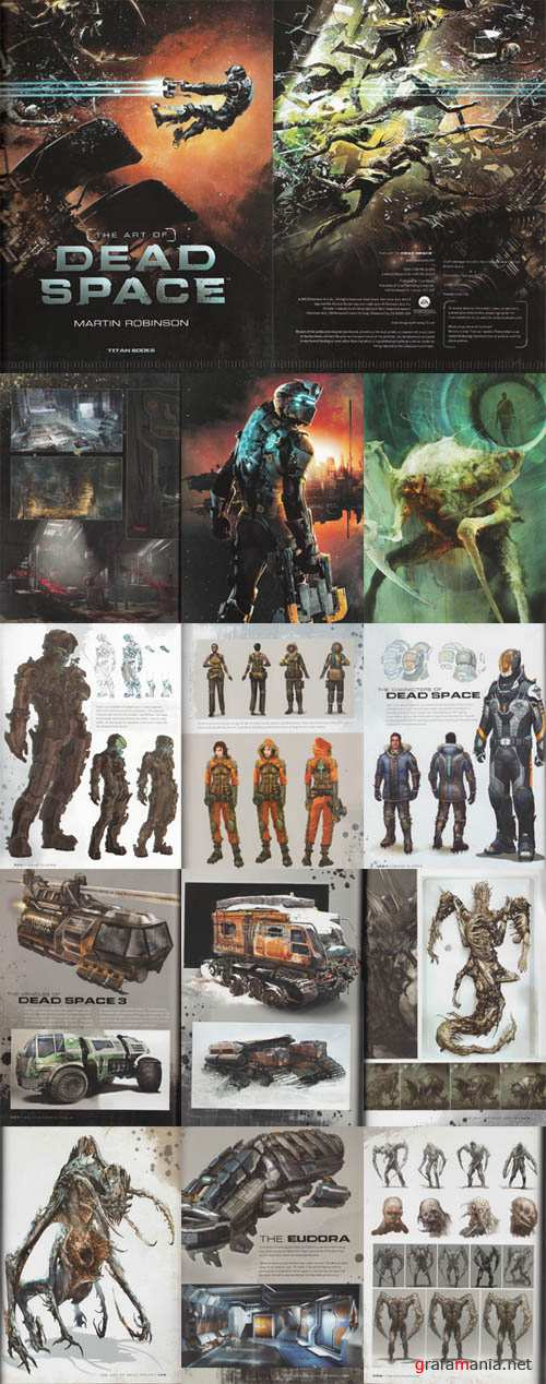 The Art of Dead Space ( Artbook)