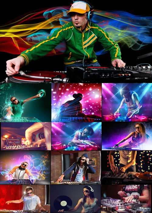 DJing who HD Photography