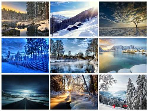 75 Winter Landscapes HD Wallpapers 12