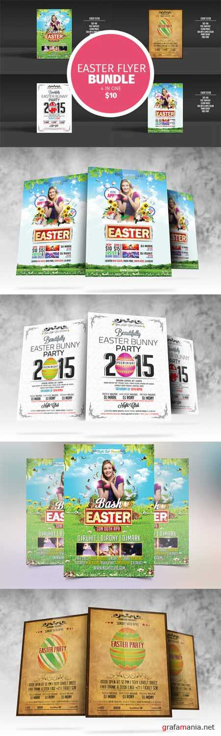 Easter Flyer Bundle - 530260