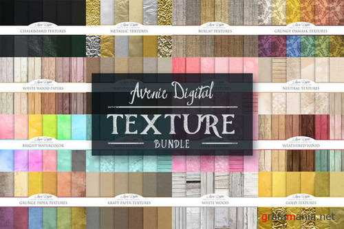 New 192 Texture Bundle - 554025