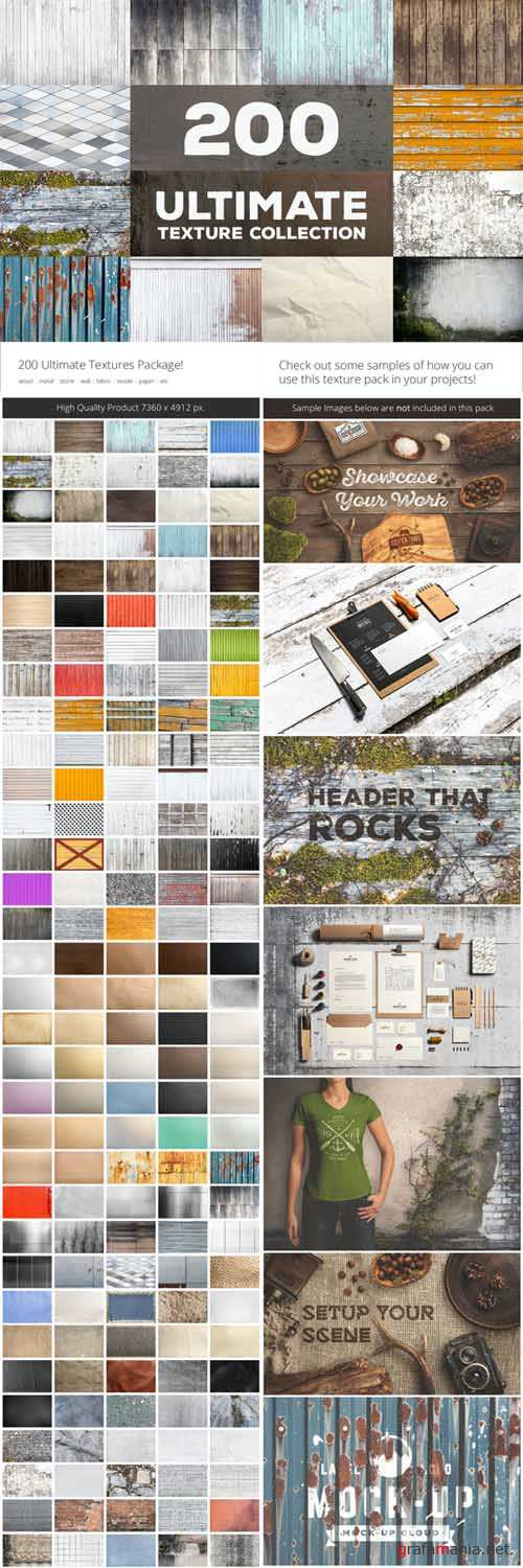 Ultimate Textures Package - 367951