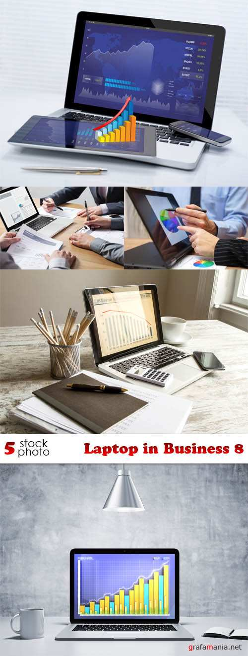 Photos - Laptop in Business 8