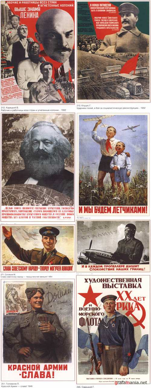 Soviet Political Posters p.3