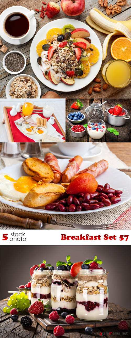 Photos - Breakfast Set 57