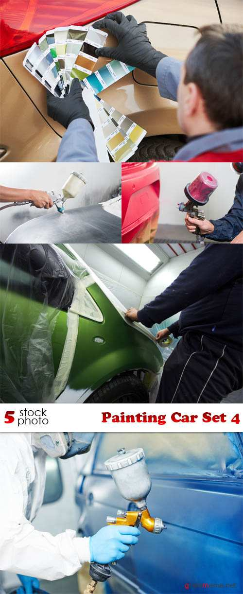 Photos - Painting Car Set 4