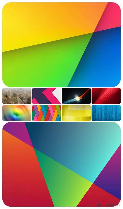 Abstract wallpaper pack #70