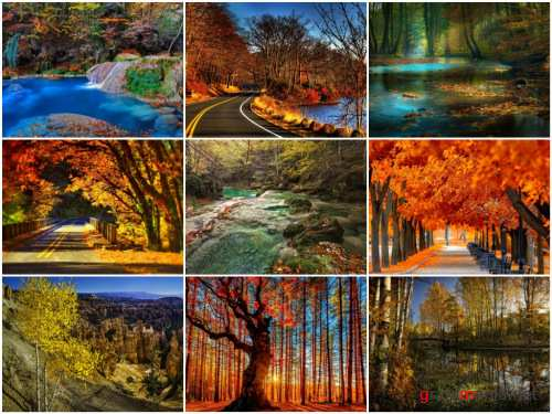 75 Amazing Autumn HD Wallpapers Set 2