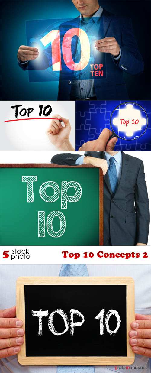 Photos - Top 10 Concepts 2