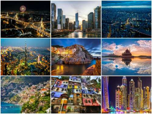 60 Beautiful Cityscapes HD Wallpapers 8